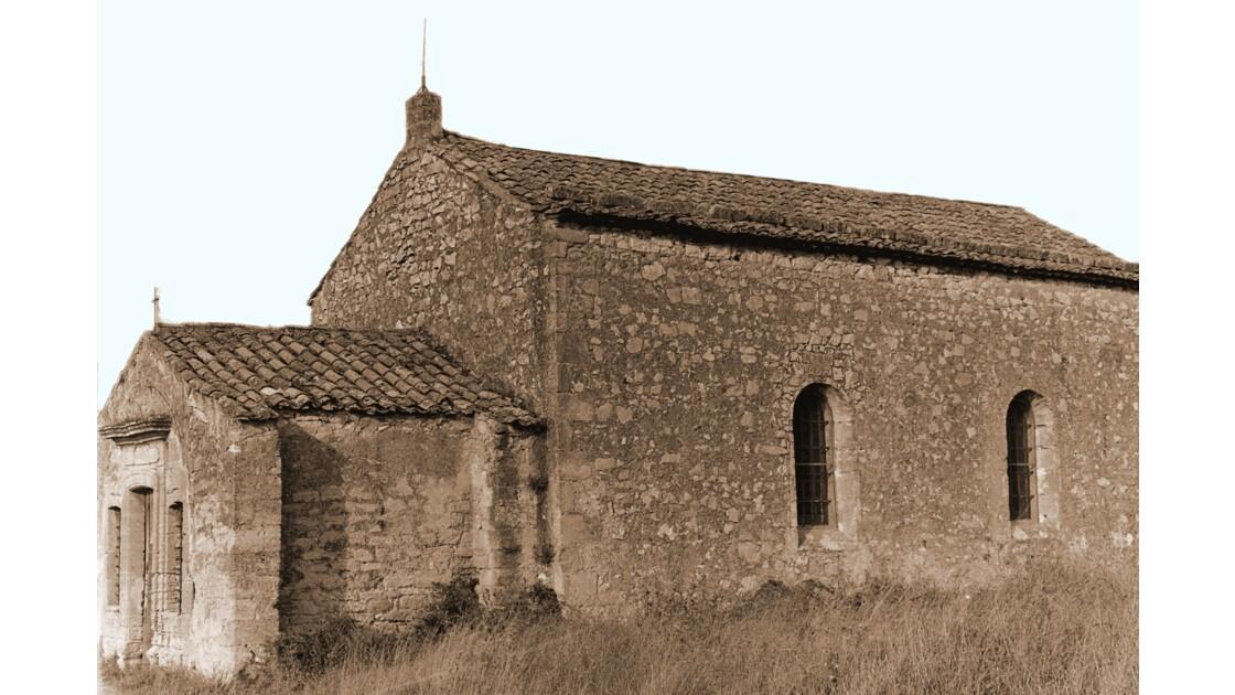Chapelle en Provence