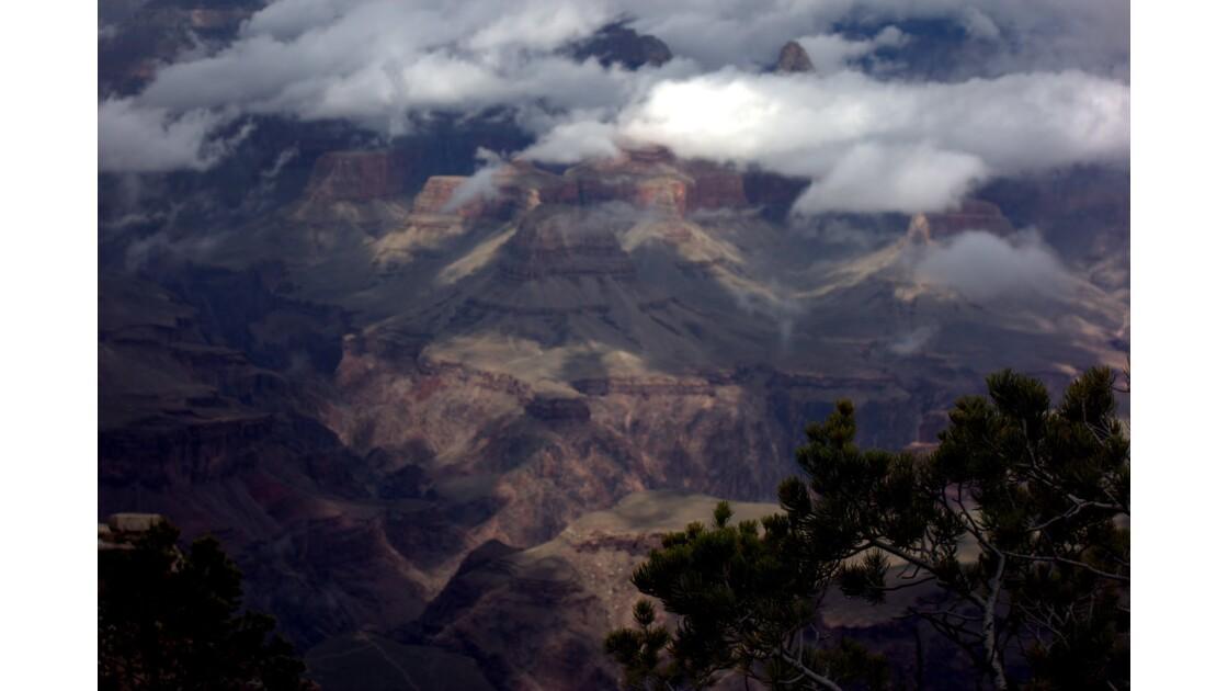 Ballet Grand Canyon sans quasiment changer de place