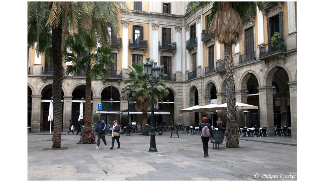 Plaza del rei