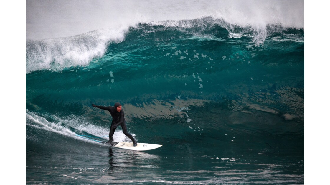Surf de l'extrême