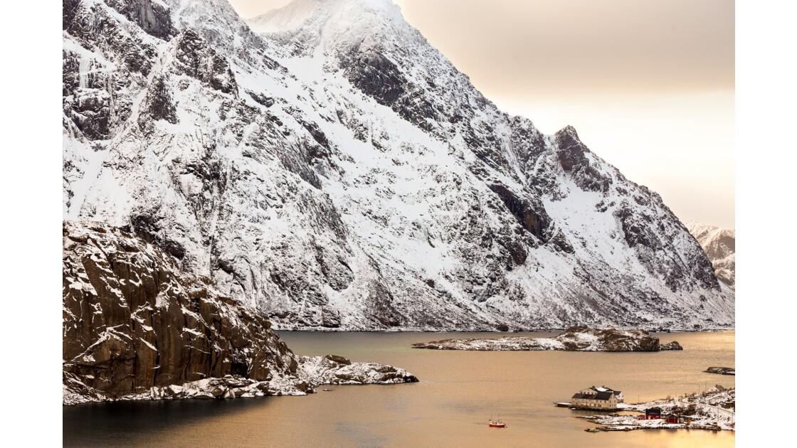 Splendeur d'un fjord