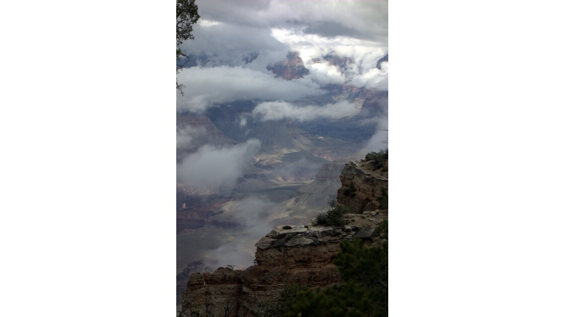 Richesse du Grand Canyon (suite et fin)