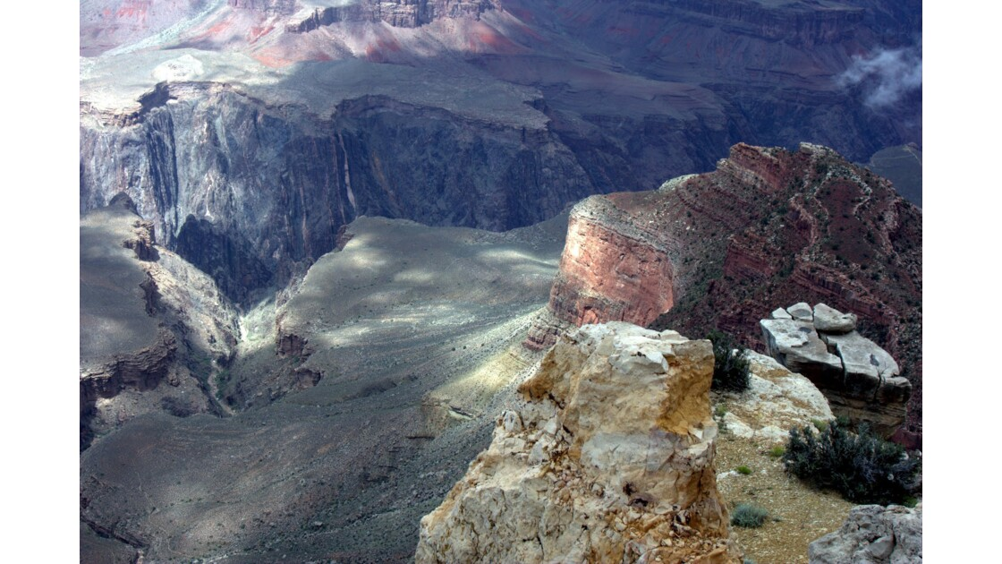Richesse du Grand Canyon