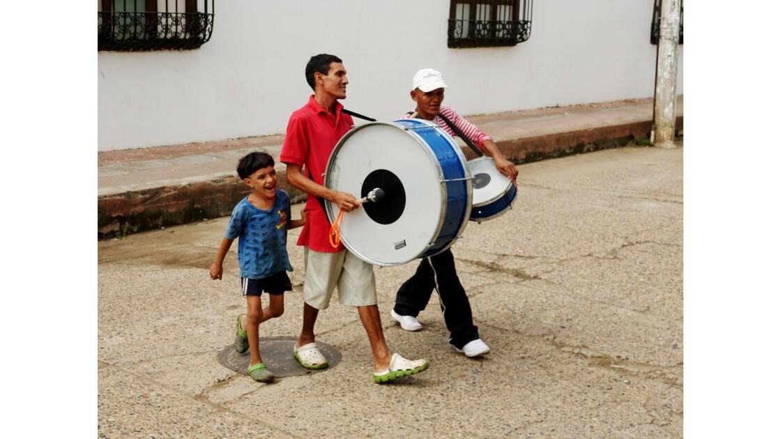 Colombie Dans les rues de Mompox 1