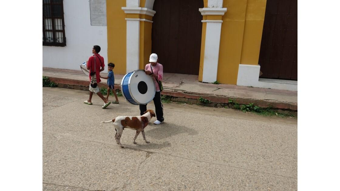 Colombie Dans les rues de Mompox 2