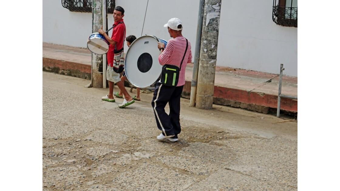 Colombie Dans les rues de Mompox 3