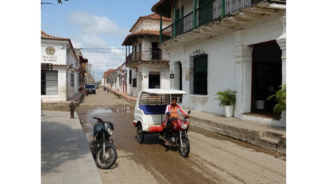Colombie Dans les rues de Mompox 4