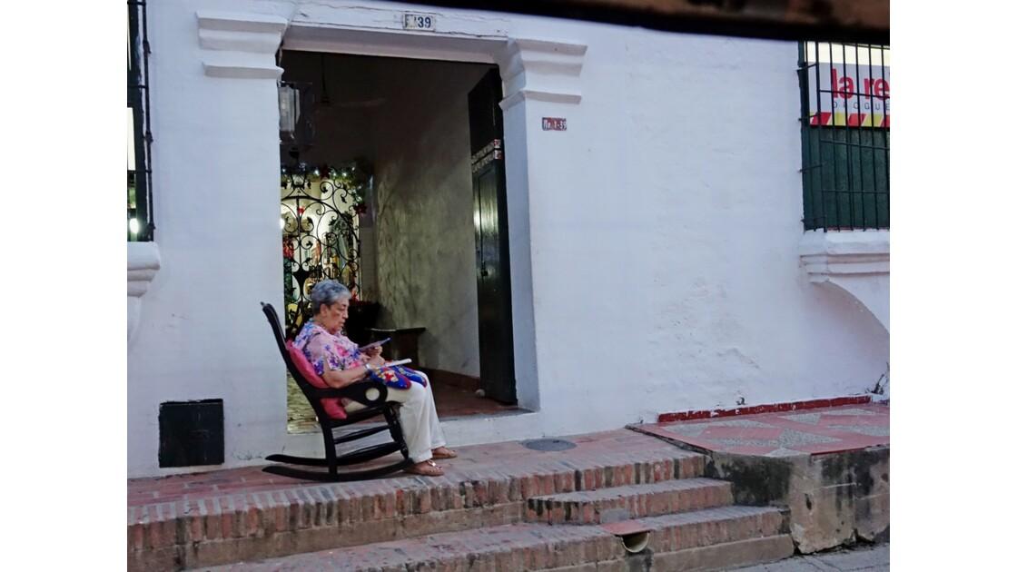 Colombie Dans les rues de Mompox 6