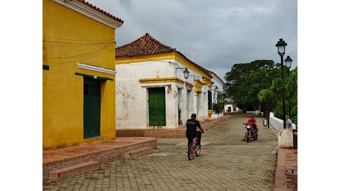 Colombie Dans les rues de Mompox 7
