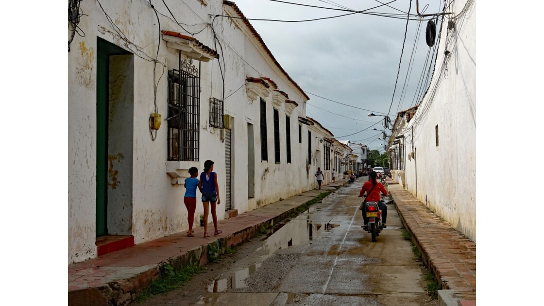 Colombie Dans les rues de Mompox 9