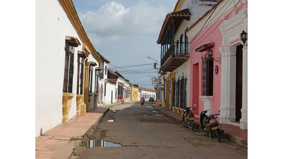 Colombie Dans les rues de Mompox 10