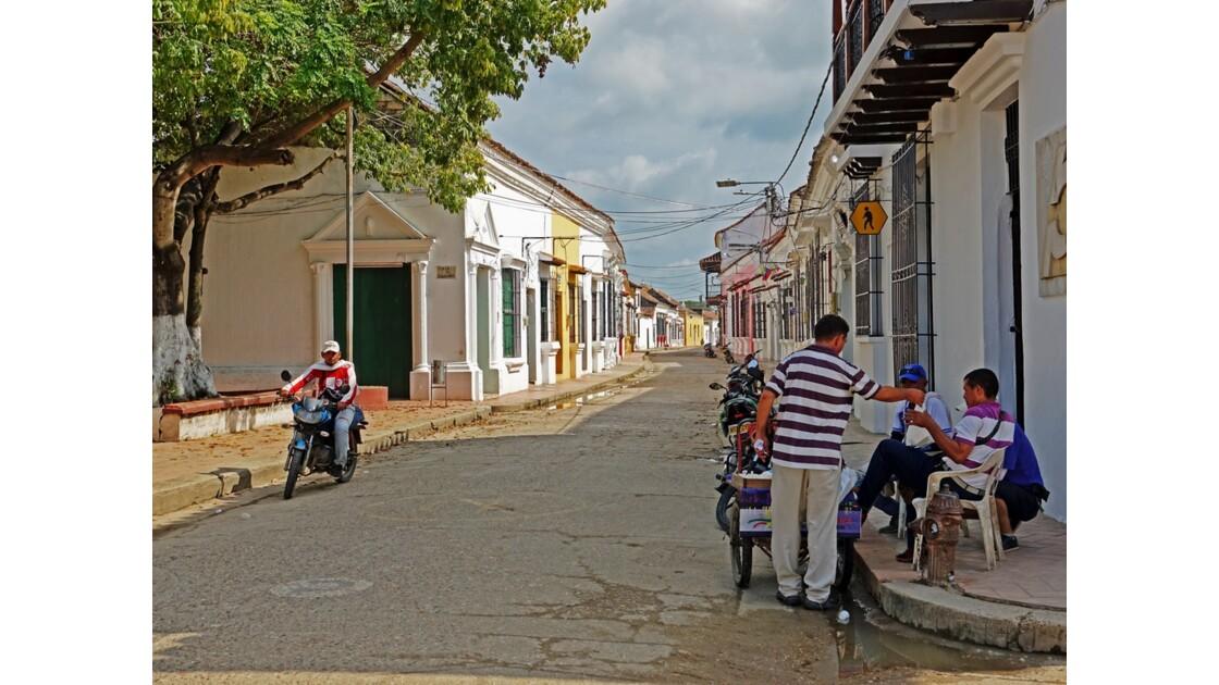 Colombie Dans les rues de Mompox 11