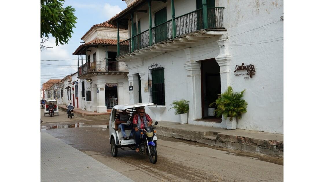 Colombie Dans les rues de Mompox 12