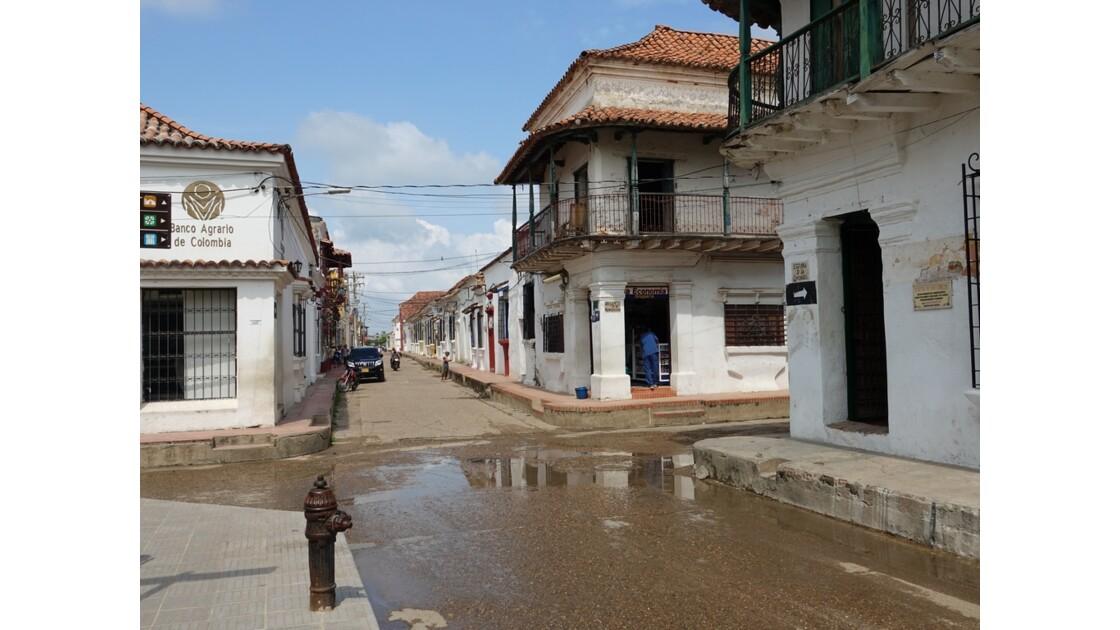 Colombie Dans les rues de Mompox 13