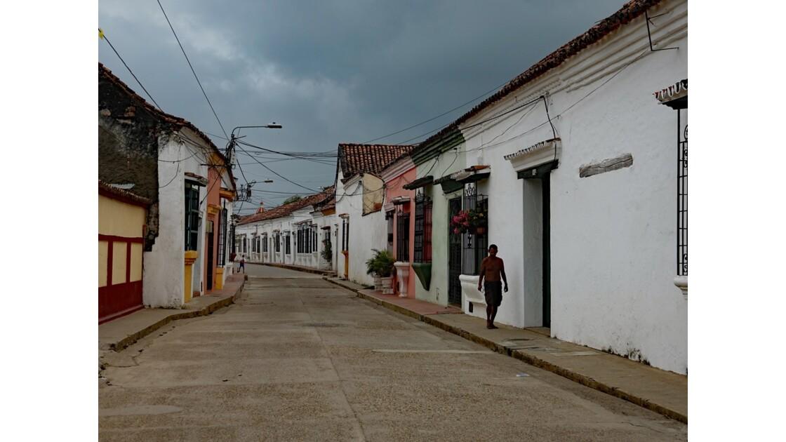 Colombie Dans les rues de Mompox 19