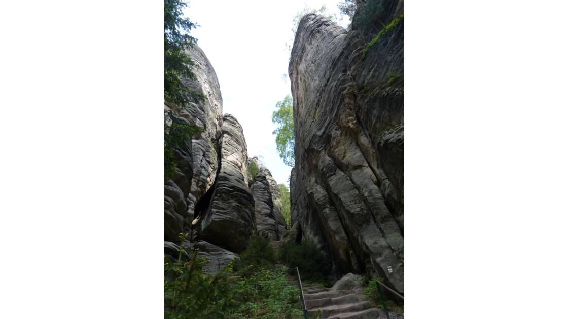Paradis Tchèque (Cesky Raj)