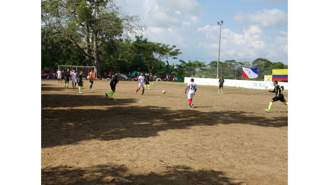 Colombie Jour de foot à Mompox 1