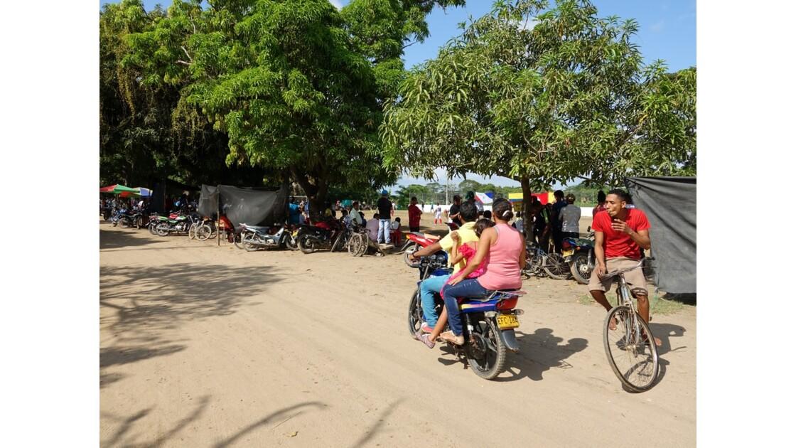 Colombie Jour de foot à Mompox 4