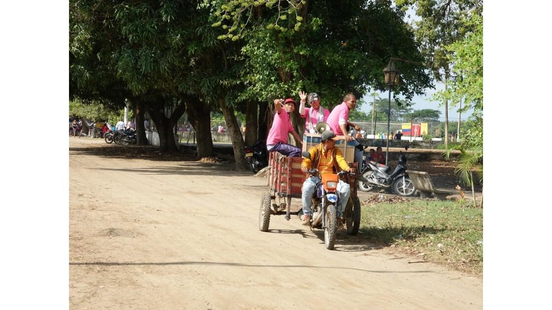 Colombie Jour de foot à Mompox 5