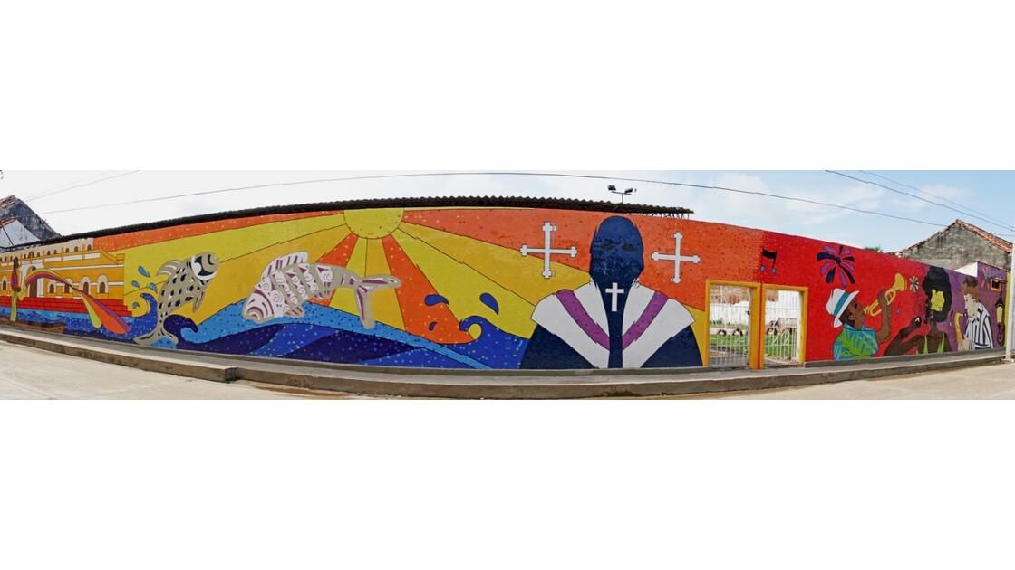 Colombie Les fresques de Mompox 1