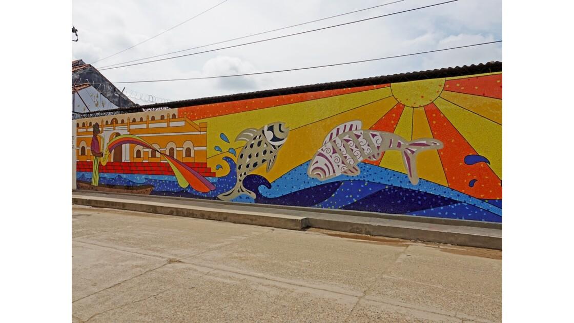 Colombie Les fresques de Mompox 2