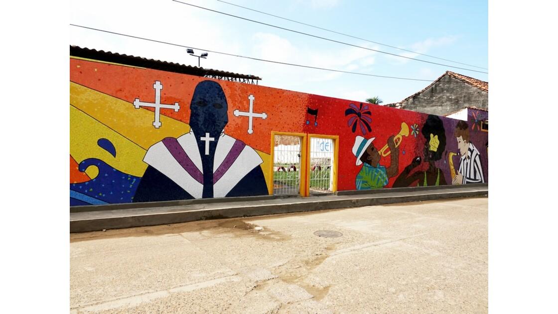Colombie Les fresques de Mompox 3