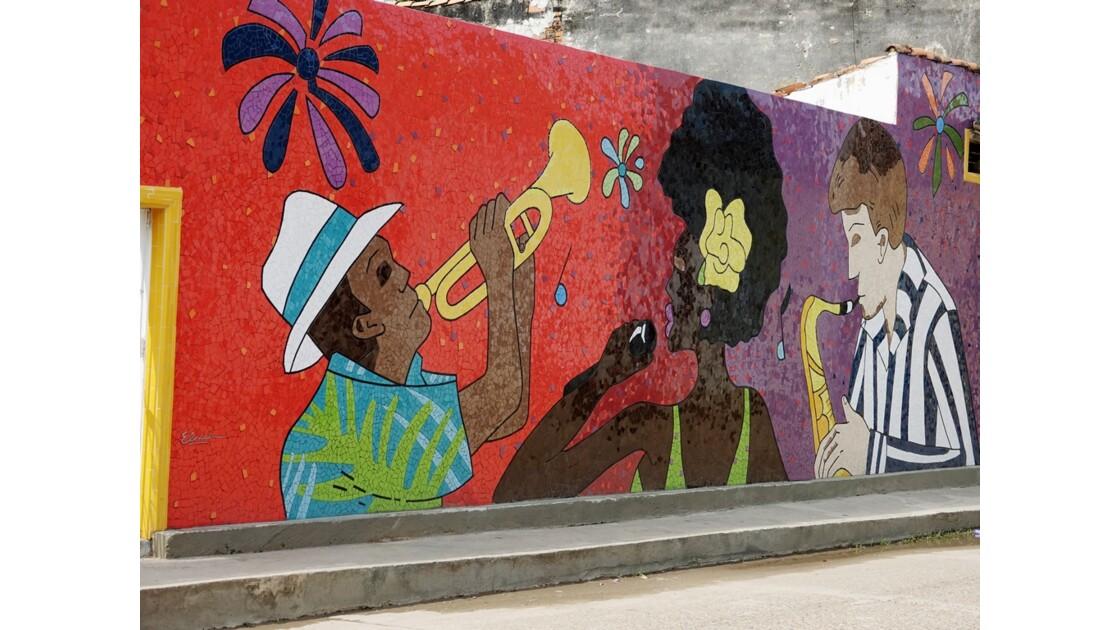 Colombie Les fresques de Mompox 4