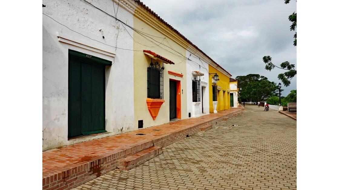 Colombie Mompox Calle Real del Medio 2