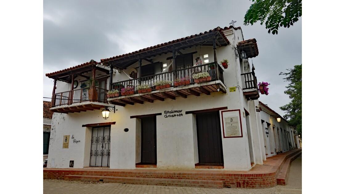 Colombie Mompox Parque Bosque Santander 1