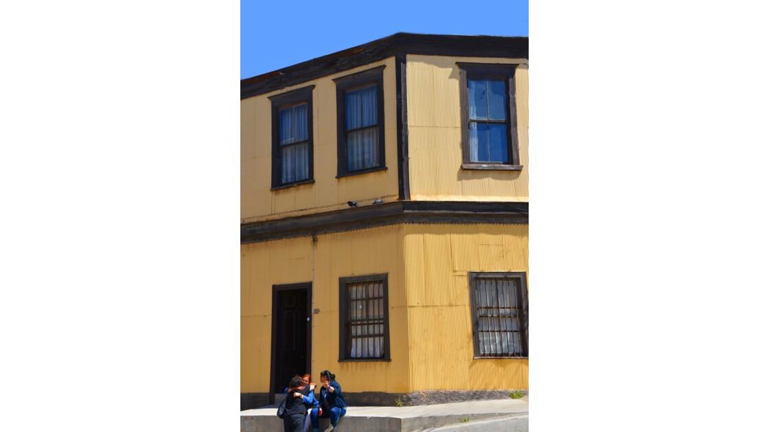 """Valparaiso: """"La ville aux couleurs vives"""""""