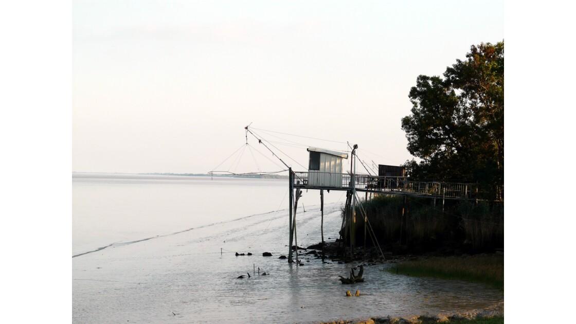 Carrelets de l'estuaire