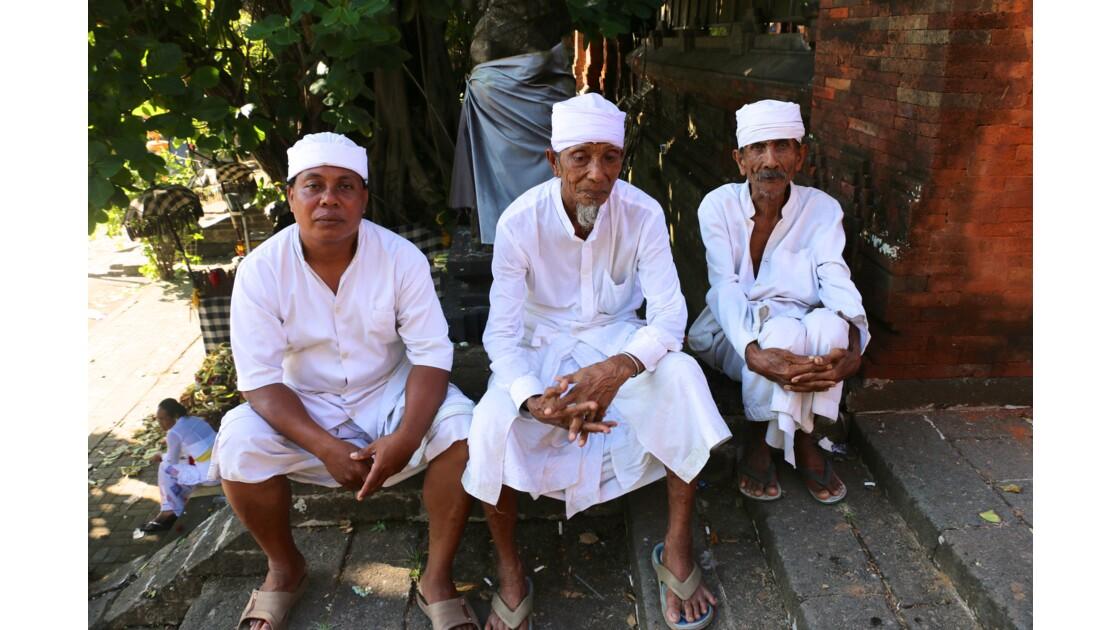Le Pedanda - Prêtre Balinais