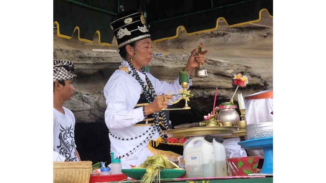 Prêtresse Balinaise