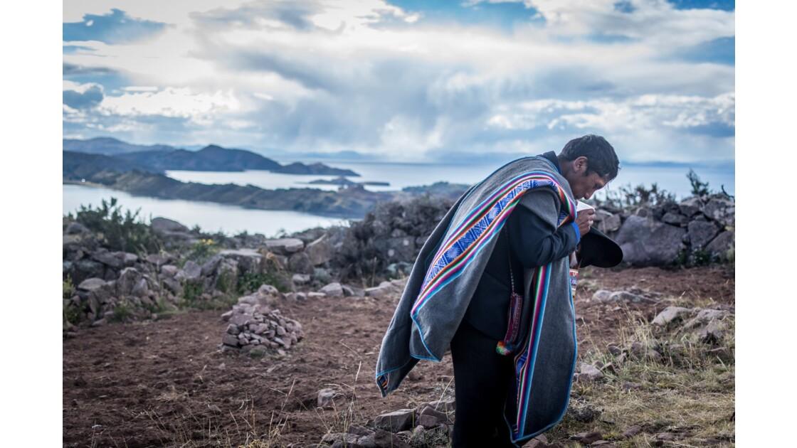 Titicaca et Patchamama