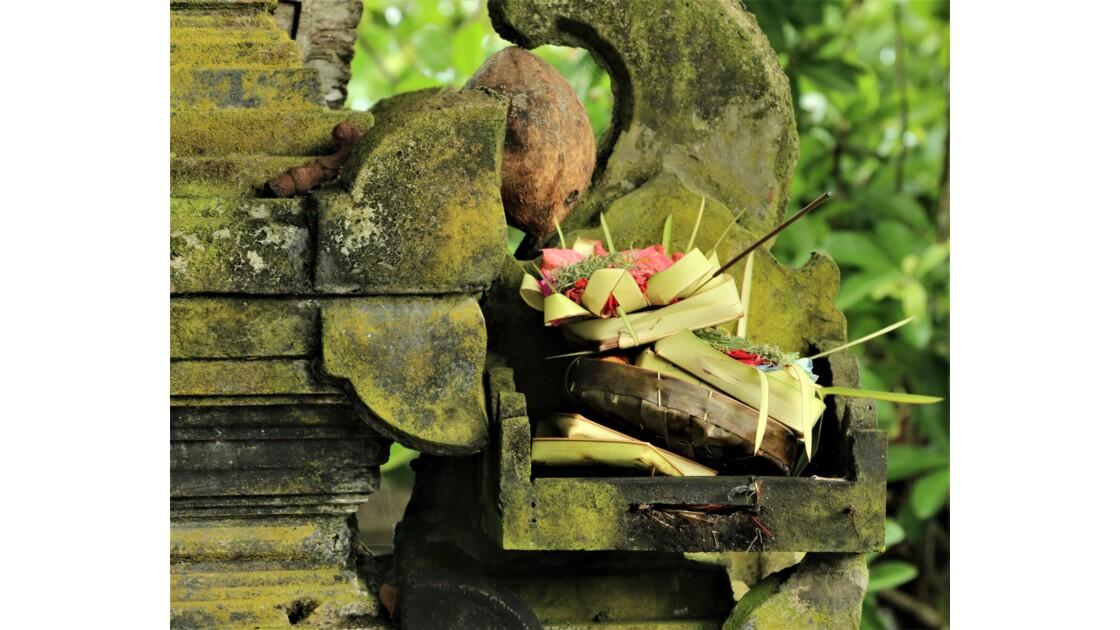 Temple sacré de Bali