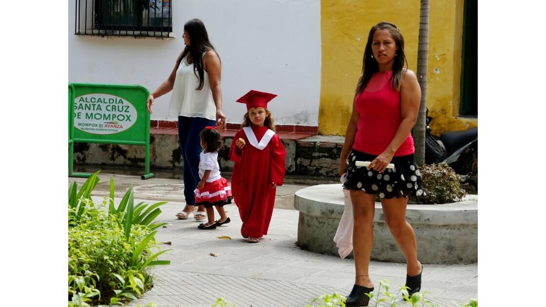 Colombie Mompox Remise des prix 2