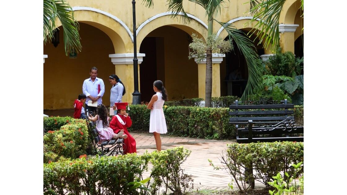 Colombie Mompox Remise des prix 3