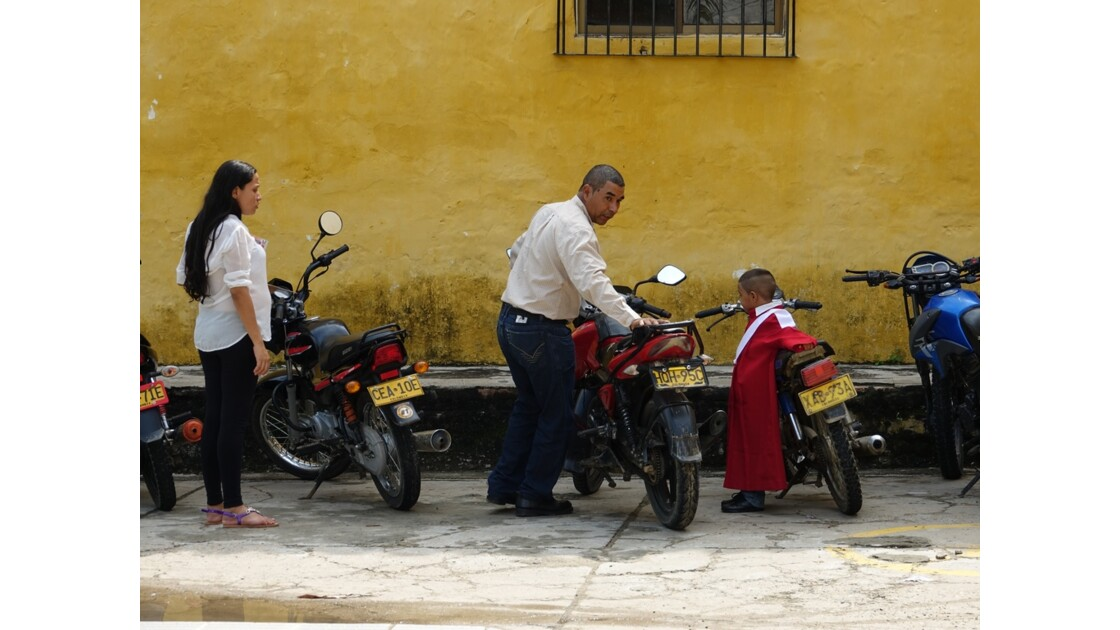 Colombie Mompox Remise des prix 8