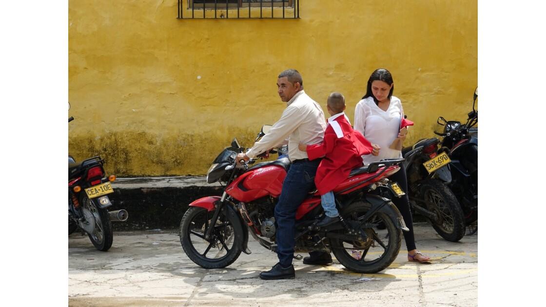 Colombie Mompox Remise des prix 9