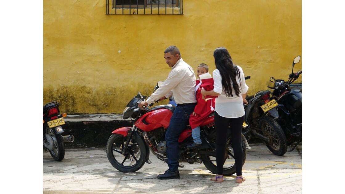 Colombie Mompox Remise des prix 10
