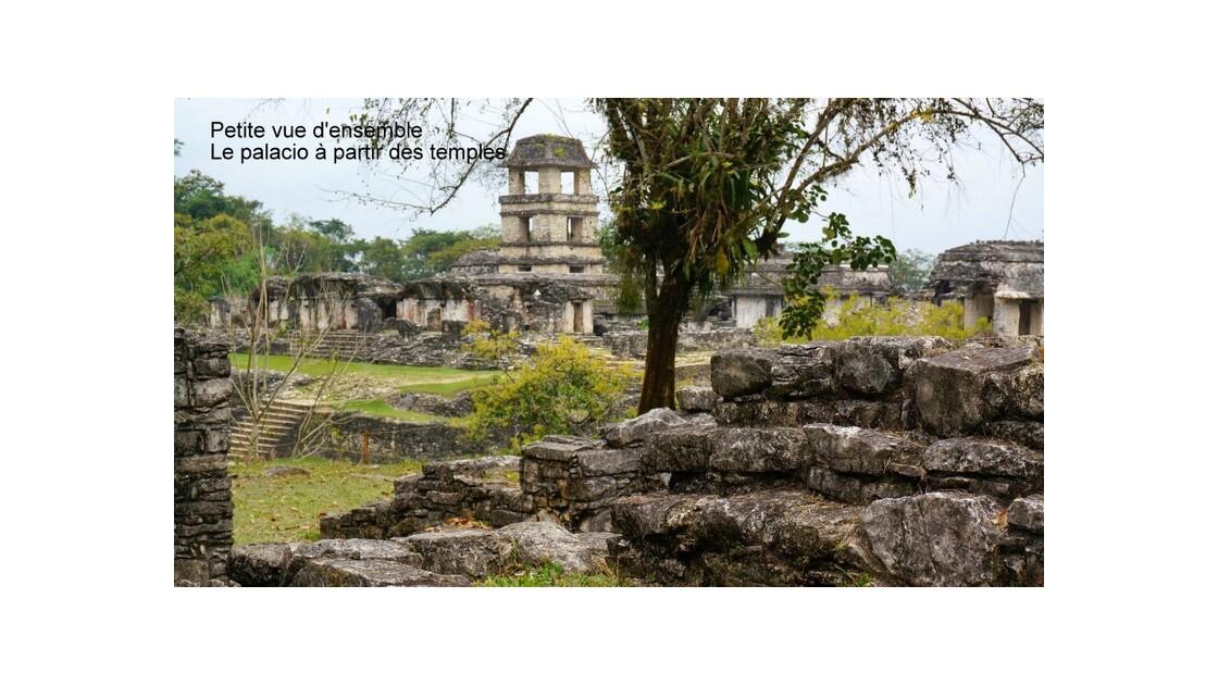 PALANQUE ses 2 visages ( Ruines Mayas)