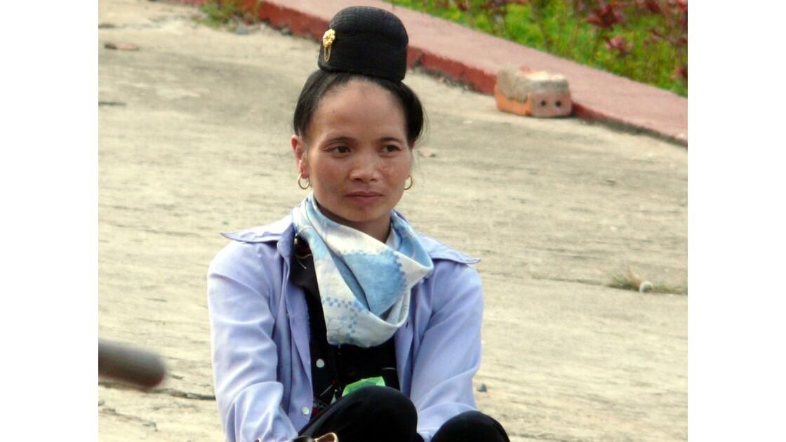 Hmong noire