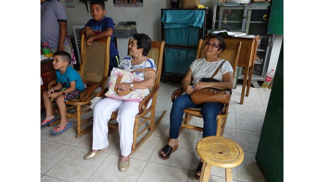 Colombie Les rocking-chairs de Mompox