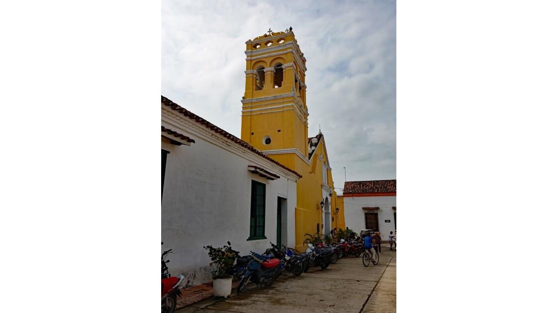 Colombie Mompox Iglesia San Agustin 1