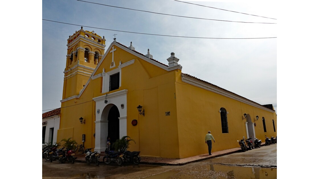 Colombie Mompox Iglesia San Agustin 2