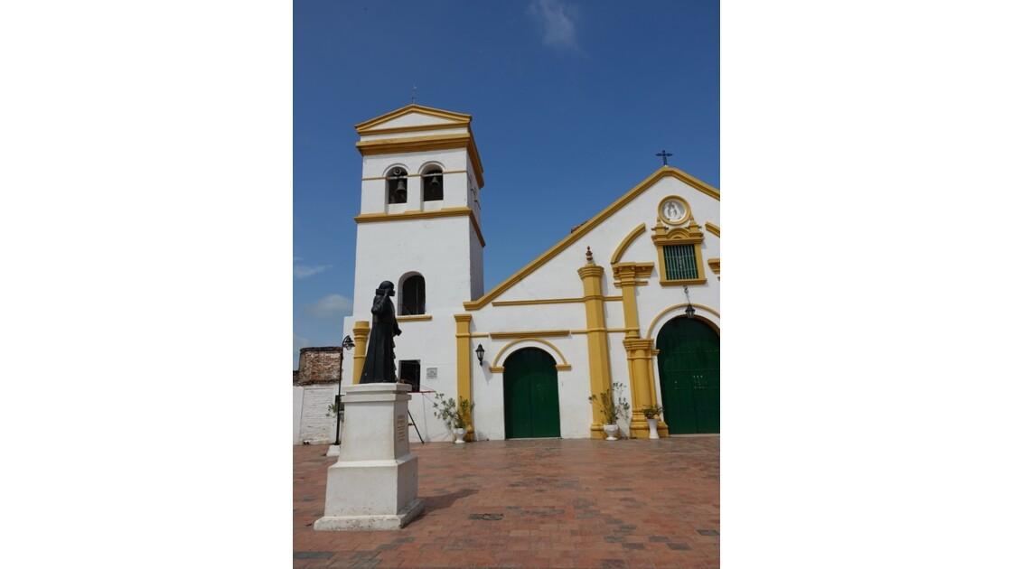 Colombie Mompox Iglesia Santo Domingo 4