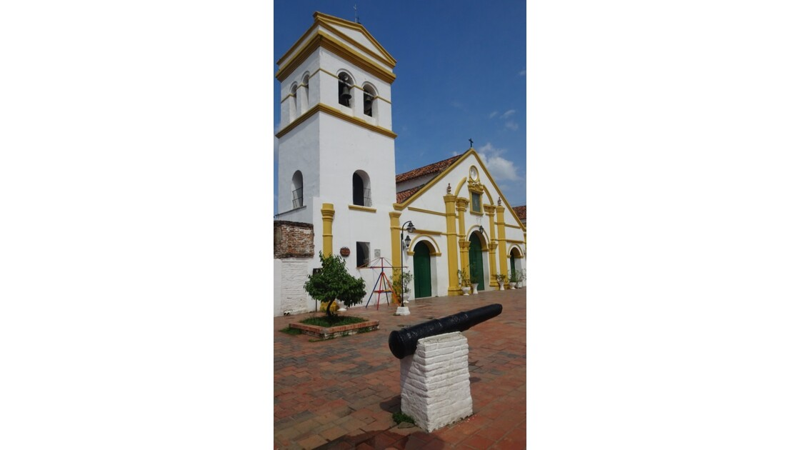 Colombie Mompox Iglesia Santo Domingo 1