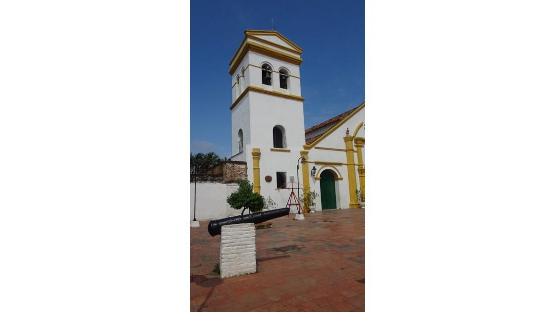 Colombie Mompox Iglesia Santo Domingo 2