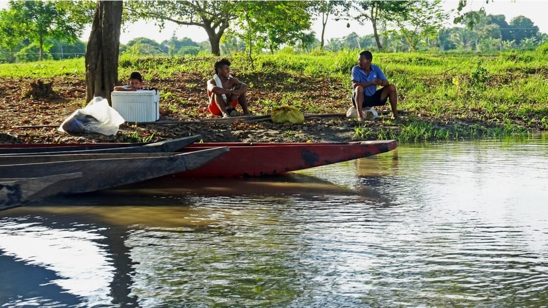 Colombie Mompox Sur le Rio Magdalena 3