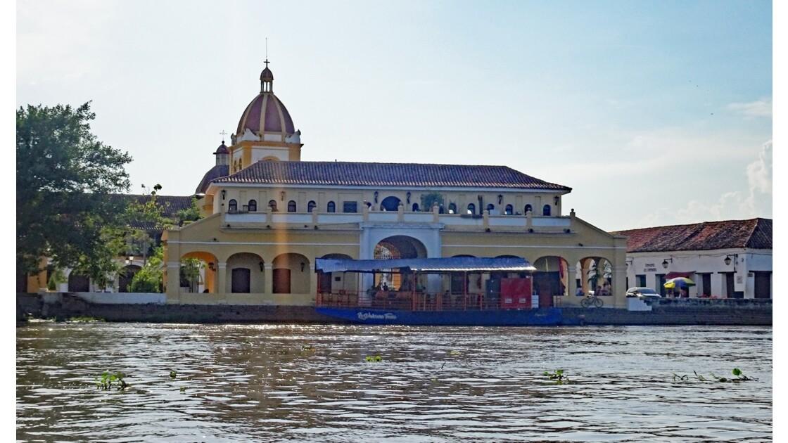 Colombie Mompox Sur le Rio Magdalena L'ancienne Douane